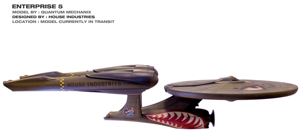 Enterprise by House Industries